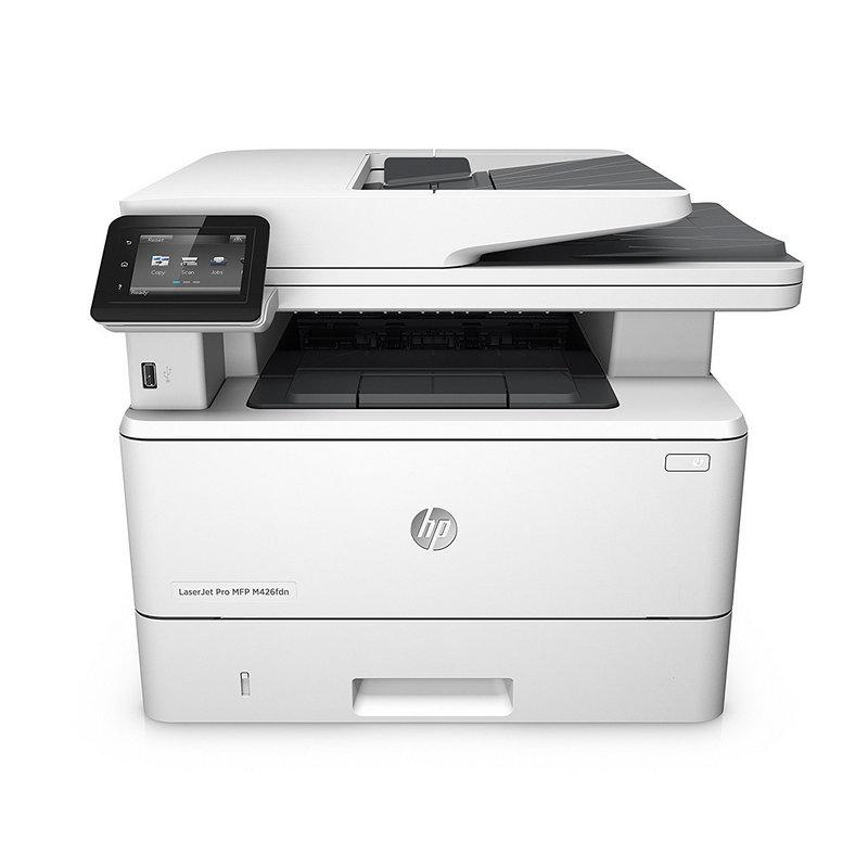 Multifuncion HP LaserJet Pro M426fdn Laser Monocromo 38ppm - Doble Cara/Duplex - Fax - Red - USB 2.0