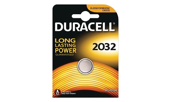 Duracell DL2032B1 Pila de Boton de Litio CR2032 3V (1 unidad)