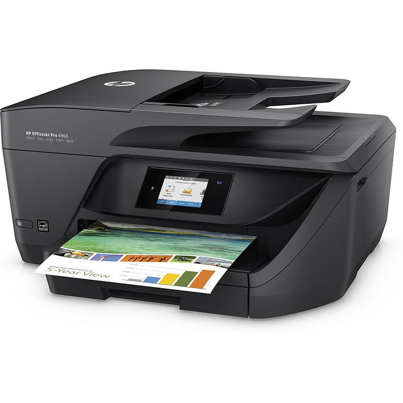 HP Officejet Pro 6960 Multifuncion Wifi