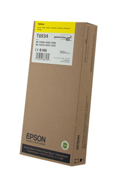 EPSON T6934 AMARILLO CARTUCHO DE TINTA ORIGINAL C13T693400