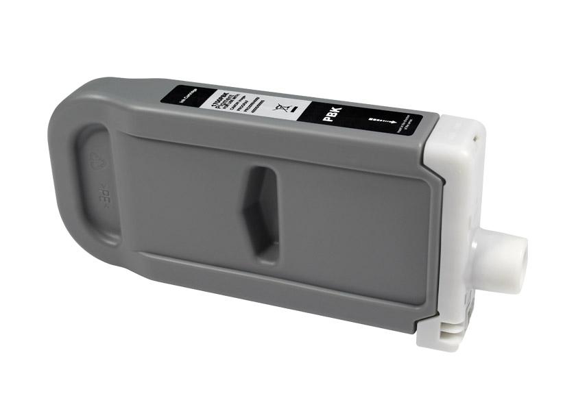 Compatible Canon PFI1700/PFI1300/PFI1100 negro photo tinta pigmentada - Reemplaza 0775C001/0811C001/0850C001