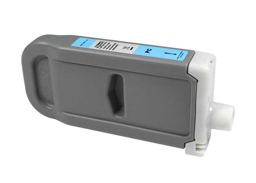 Compatible Canon PFI1700/PFI1300/PFI1100 cian photo tinta pigmentada - Reemplaza 0779C001/0815C001/0854C001