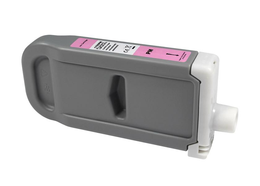 Compatible Canon PFI1700/PFI1300/PFI1100 magenta photo tinta pigmentada - Reemplaza 0780C001/0816C001/0855C001