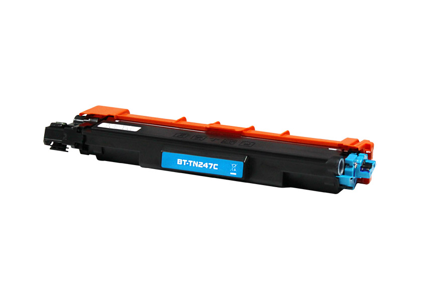 BROTHER TN247/TN243 CYAN CARTUCHO DE TONER GENERICO TN-247C/TN-243C (CON CHIP)