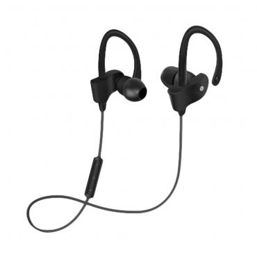 Woxter AP26-030 Auriculares Estereo Airbeat BT-9 Bluetooth 4.2 Negro