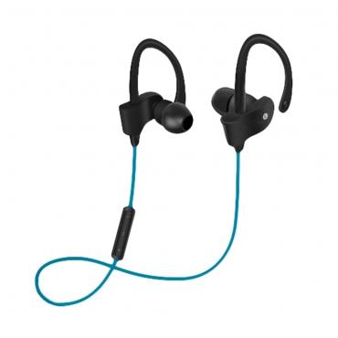 Woxter AP26-031 Auriculares Airbeat BT-9 Azul Bluetooth 4.2