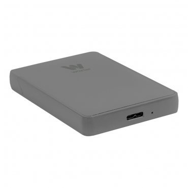 Woxter CA26-012 Carcasa Externa 2.5 SATA USB 3.0 Plata