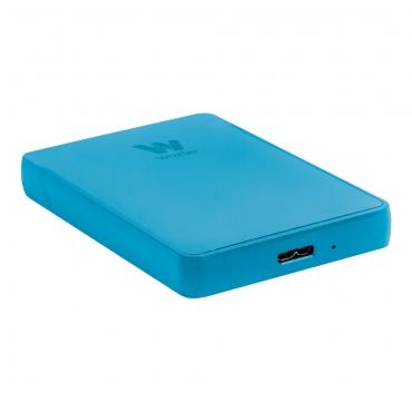 Woxter Carcasa Externa 2.5 SATA USB 3.0 Azul