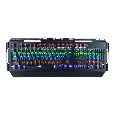 Woster GM26-014 Teclado USB Gaming Stinger RX 1000 K Negro