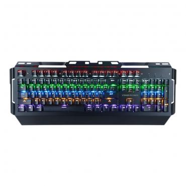 Woxer GM26-014 Teclado USB Gaming Stinger RX 1000 K Negro