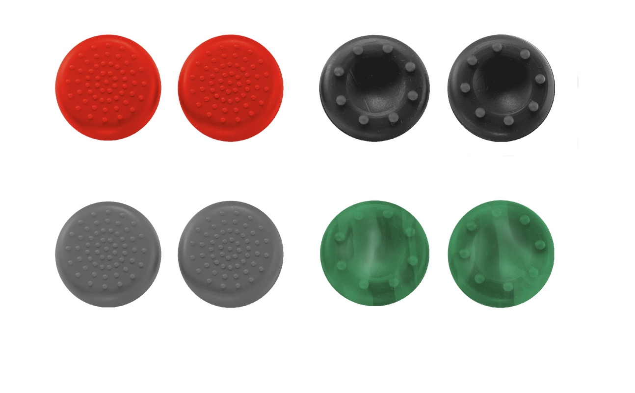 Trust 20814 Pack 8 Grips Thumb para PS4
